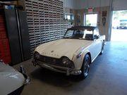 1967 Triumph TR4A IRS 4AIRS